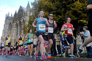 York Press: Yorkshire Marathon pictures