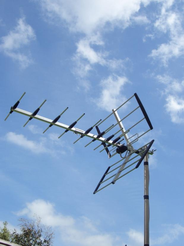 York Press: Image for AMB Aerial Installations