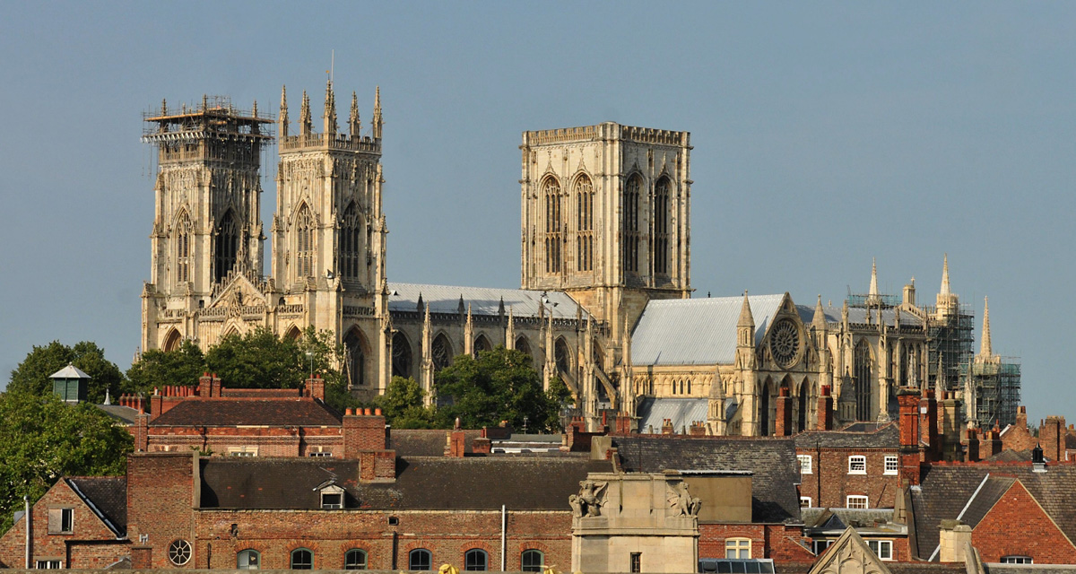 York and North Yorkshire towns