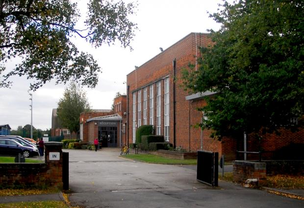 Burnholme Community College which will close at the end of term