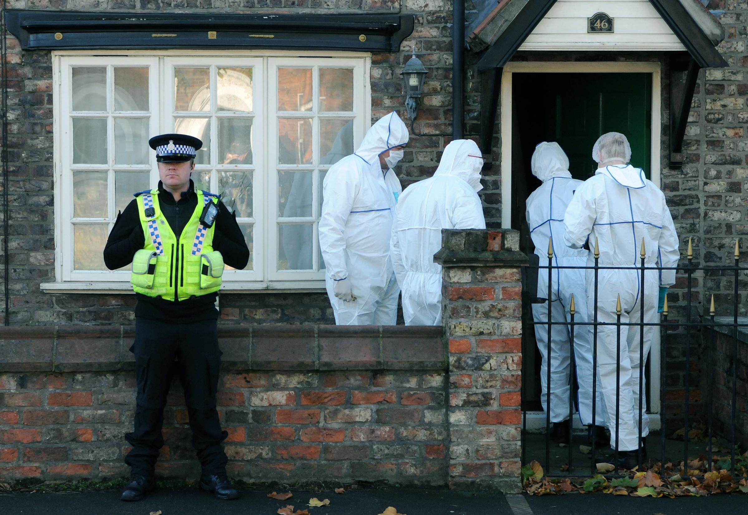 York Press: Police begin new examination of Claudia Lawrence's house