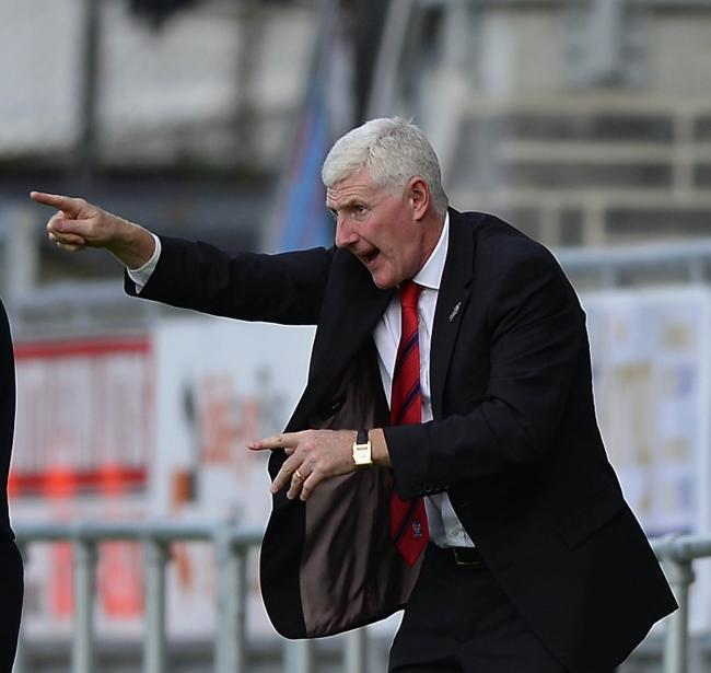 York City boss Nigel Worthington is eyeing a possible loan move this month
