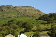 The hamlet of Seatoller is at the foot of the Honister Pass and is the start of the ride