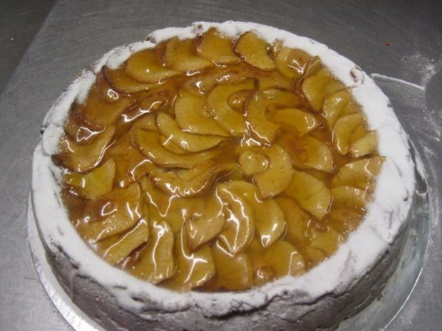 York Press: Apple and ricotta cake recipe