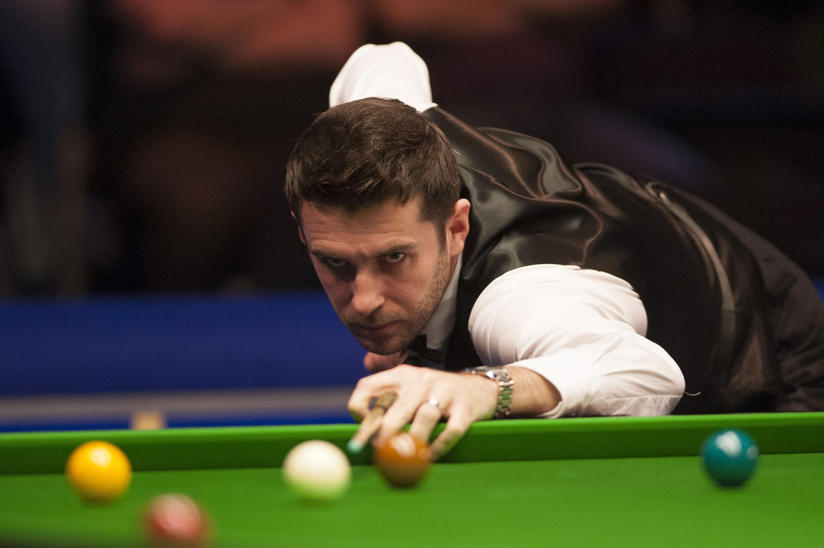 Mark Selby beat Oliver Brown 6-0 at the Coral UK Championship