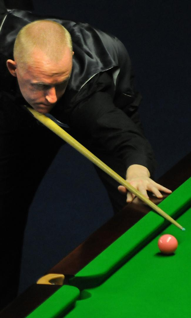 North Yorkshire snooker player Paul Davison