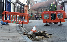 York Press: Storm damage in York