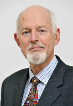 Professor David Maughan Brown