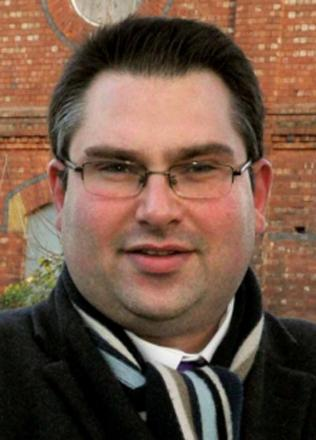 Council leader James Alexander