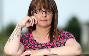 York Press: Joanne Stronach sacked from Wetherells department store in Selby because of tattoos
