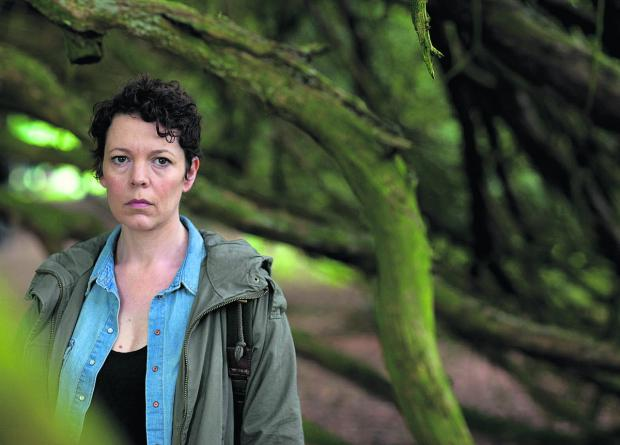 York Press: Olivia Coleman who stars in The Thirteenth Tale which was filmed at Duncombe Park
