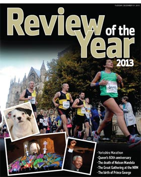 York Press: Review of 2013