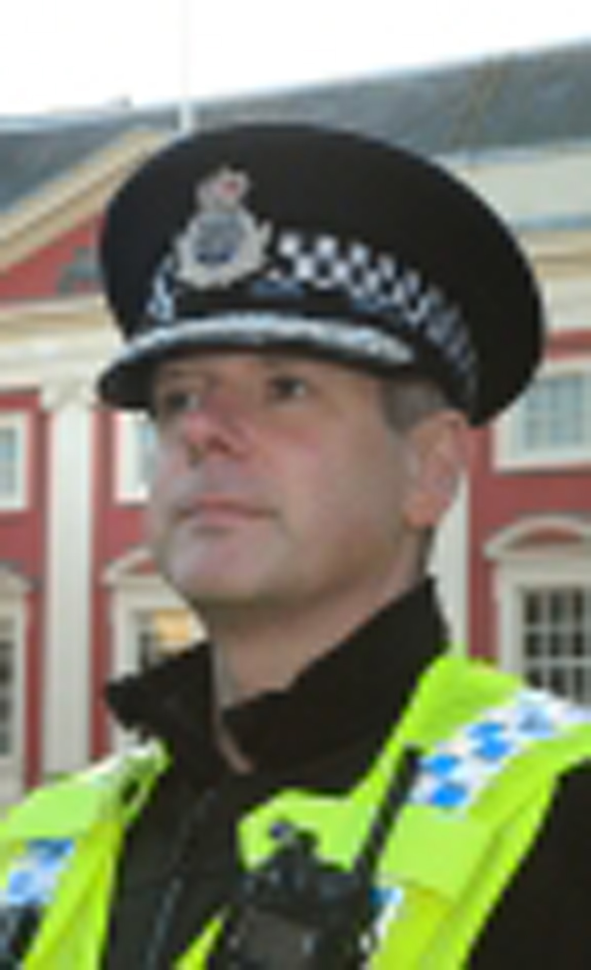 Temporary Assistant Chief Constable Ken McIntosh