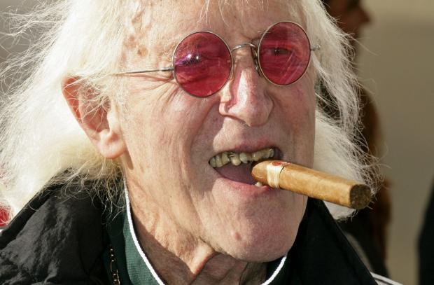 York Press: Jimmy Savile