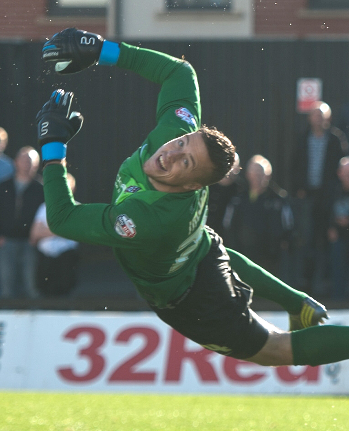 York City keeper Michael Ingham
