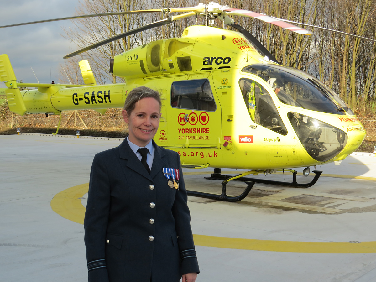 New Year honours for RAF Linton-on-Ouse personnel