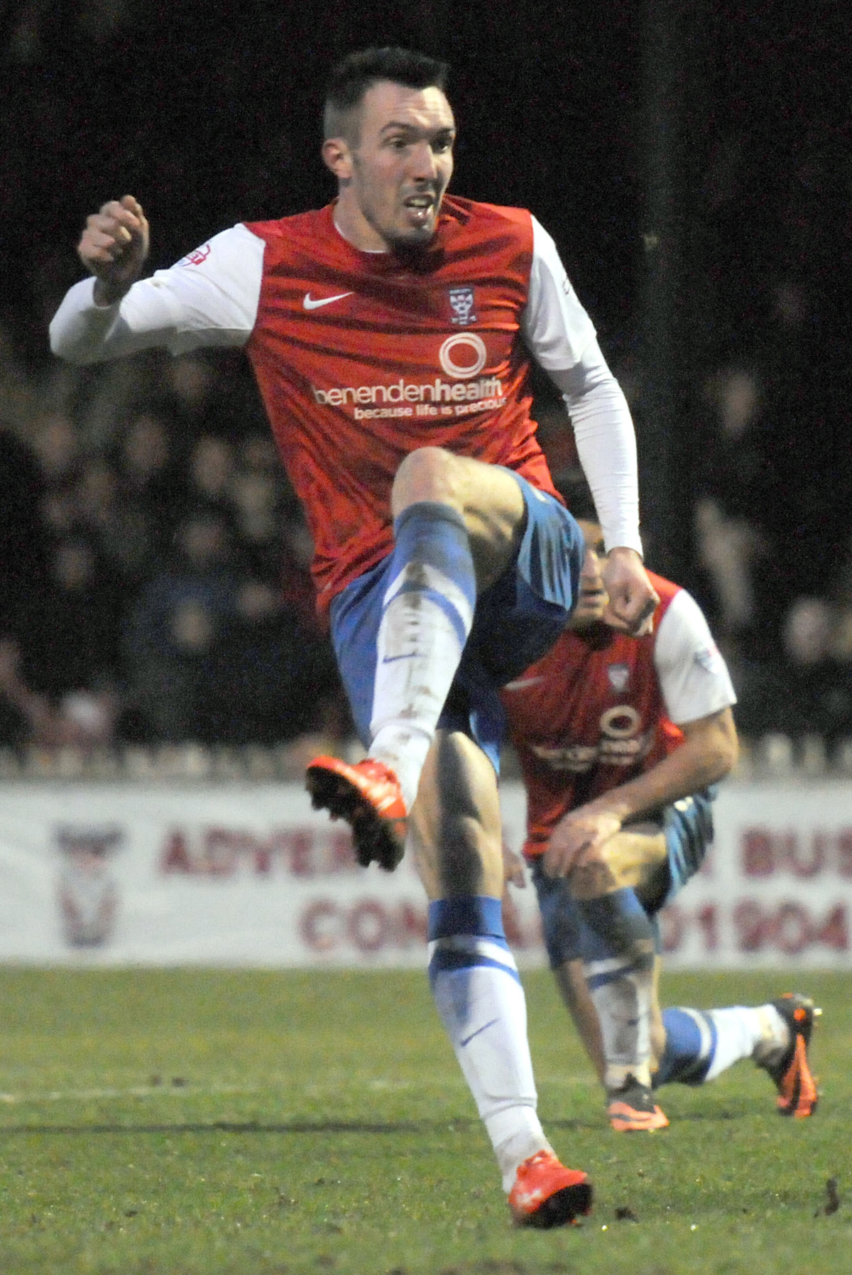 York City 3, Dagenham 1