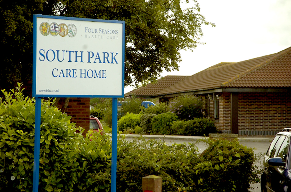 The South Park home in Gale Lane, Acomb, which was criticised last summer for its quality of care