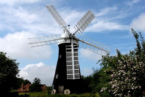 Holgate Windmill, which could operate until later in the day, if permission is granted by the City of York Council.