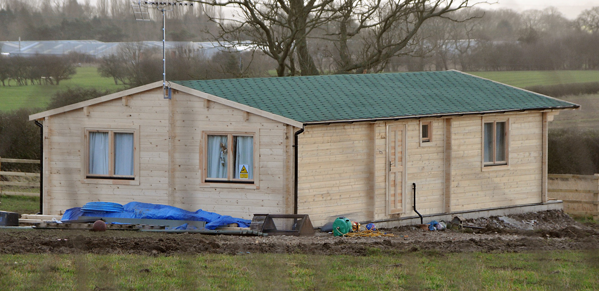 Planning tussle over future of wooden home