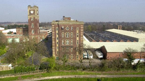 Former Terry's chocolate factory in York