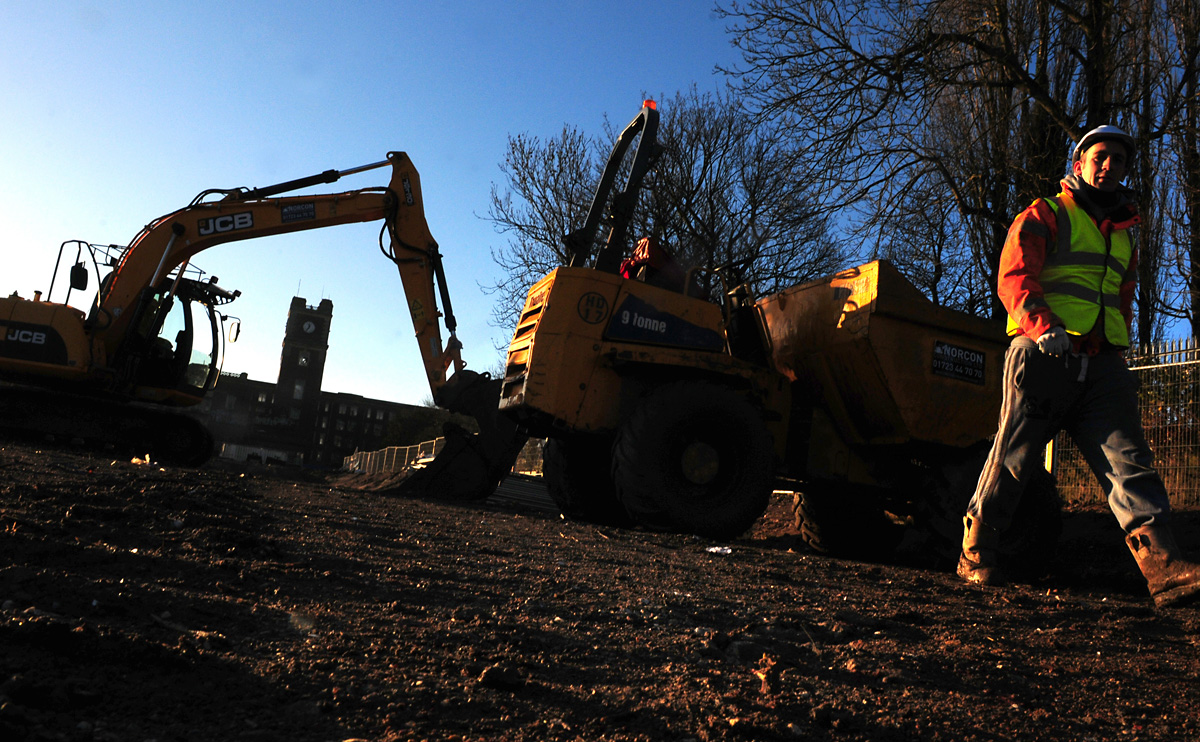 Work starts on new homes on former Terry's site - almost a decade after factory's closure announced
