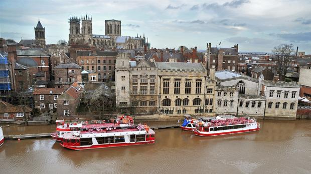 York 'most popular destination' for city breaks