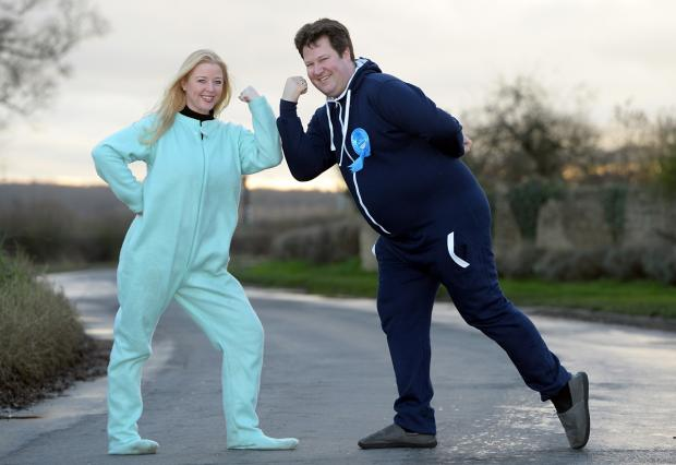 Fundraising MP vows to wear onesie in the House of Commons