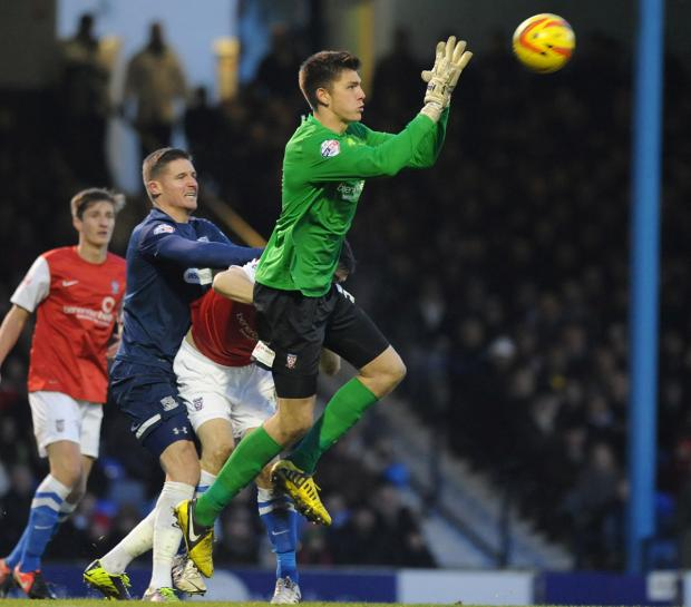 Nick Pope hails second time around at Bootham Crescent