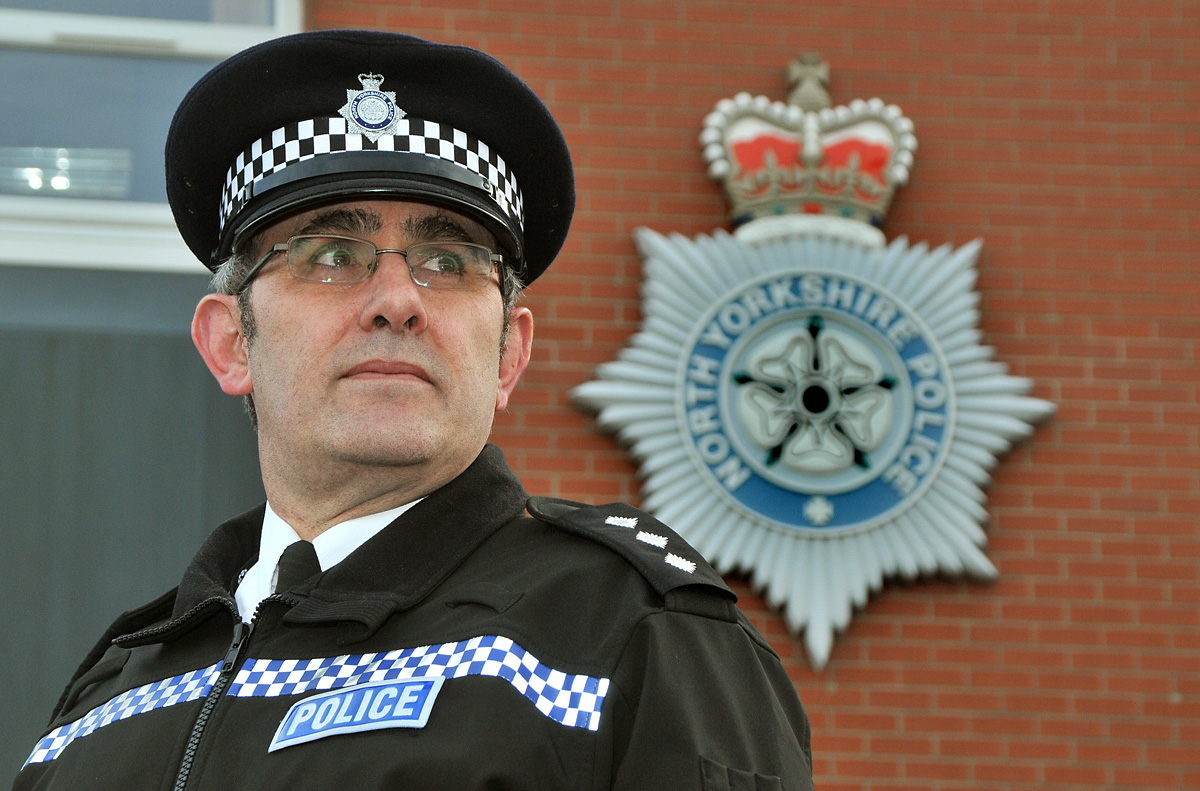 Chief Inspector Mark Khan