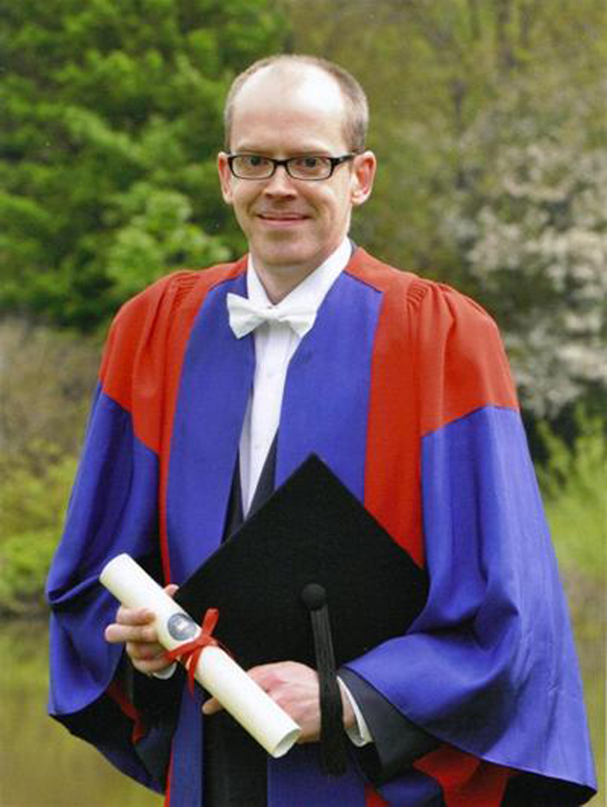 Dr Jonathan Stevens, who has died aged 34