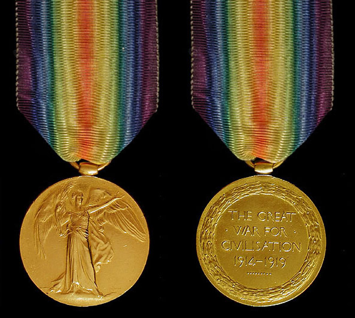 Police urge war medals thieves to show some respect