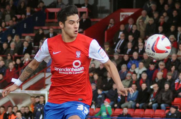 York City's Adam Reed