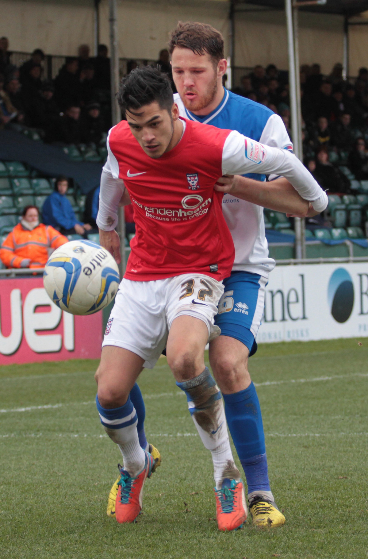 Match preview: Hartlepool United v York City