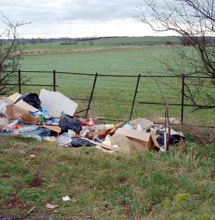 Waste disposal charges may lead to more fly-tipping