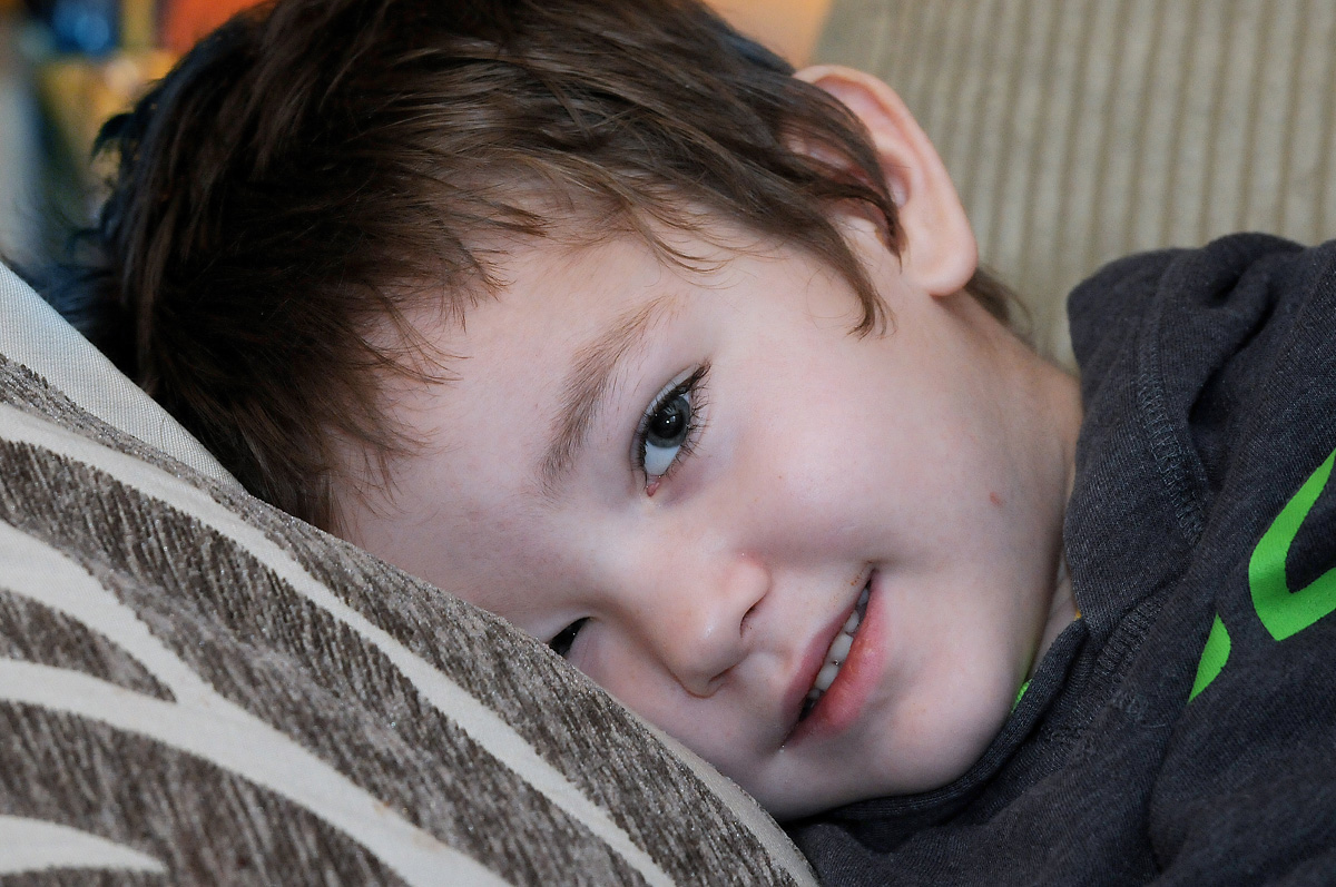 Appeal to send four-year-old with brain tumour to the USA