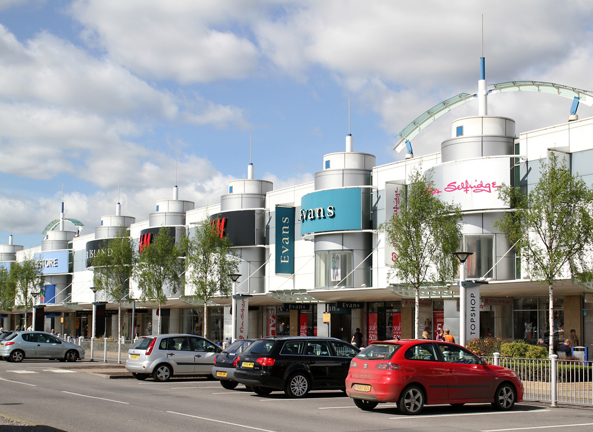 Monks Cross shopping centre where Mr Tite found parking easier
