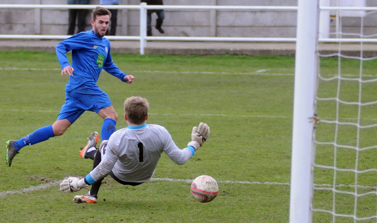 Tadcaster Albion down Garforth Town to erase Brighouse reverse