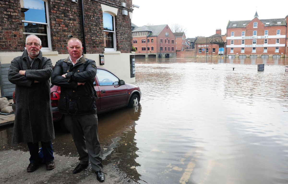 Petition calls for dredging of River Ouse to ease York's flood problems
