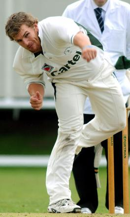 Aaron Finch during his time at Clifton Alliance