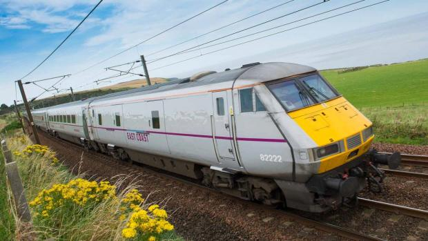 The East Coast Main Line could be back in private hands by next February under Government plans