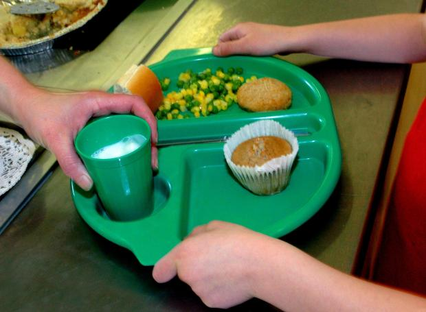 Demand for free school meals on the rise