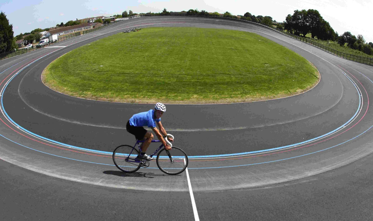 A velodrome at Bournemouth similar to the one planned for York