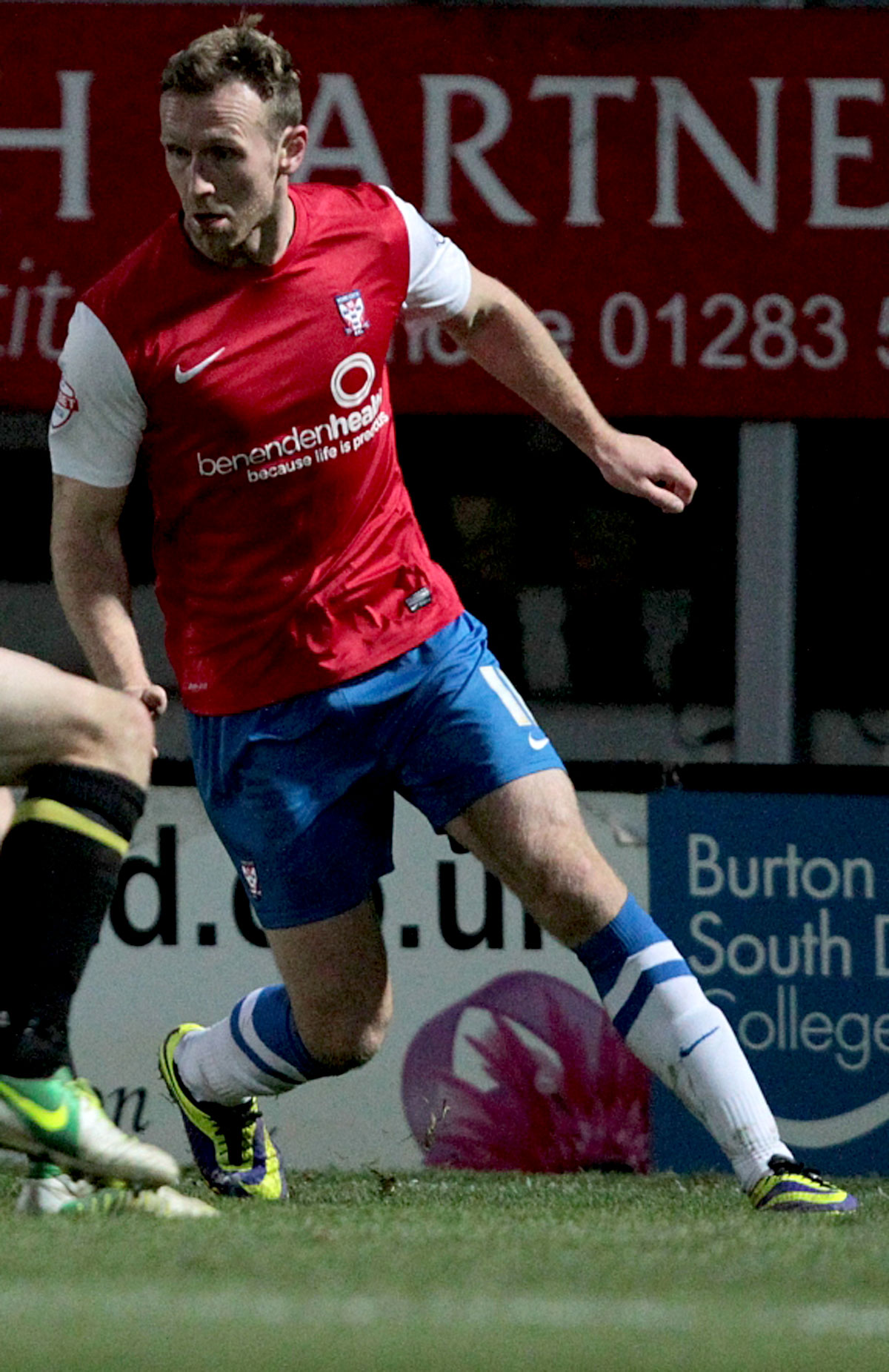 York City sign off pre-season with battling Blades win