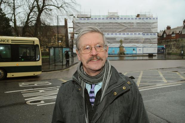 Cabinet shake up removes Lendal Bridge councillor from Transport role