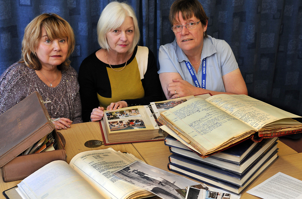 RSPCA in York marks 150th anniversary