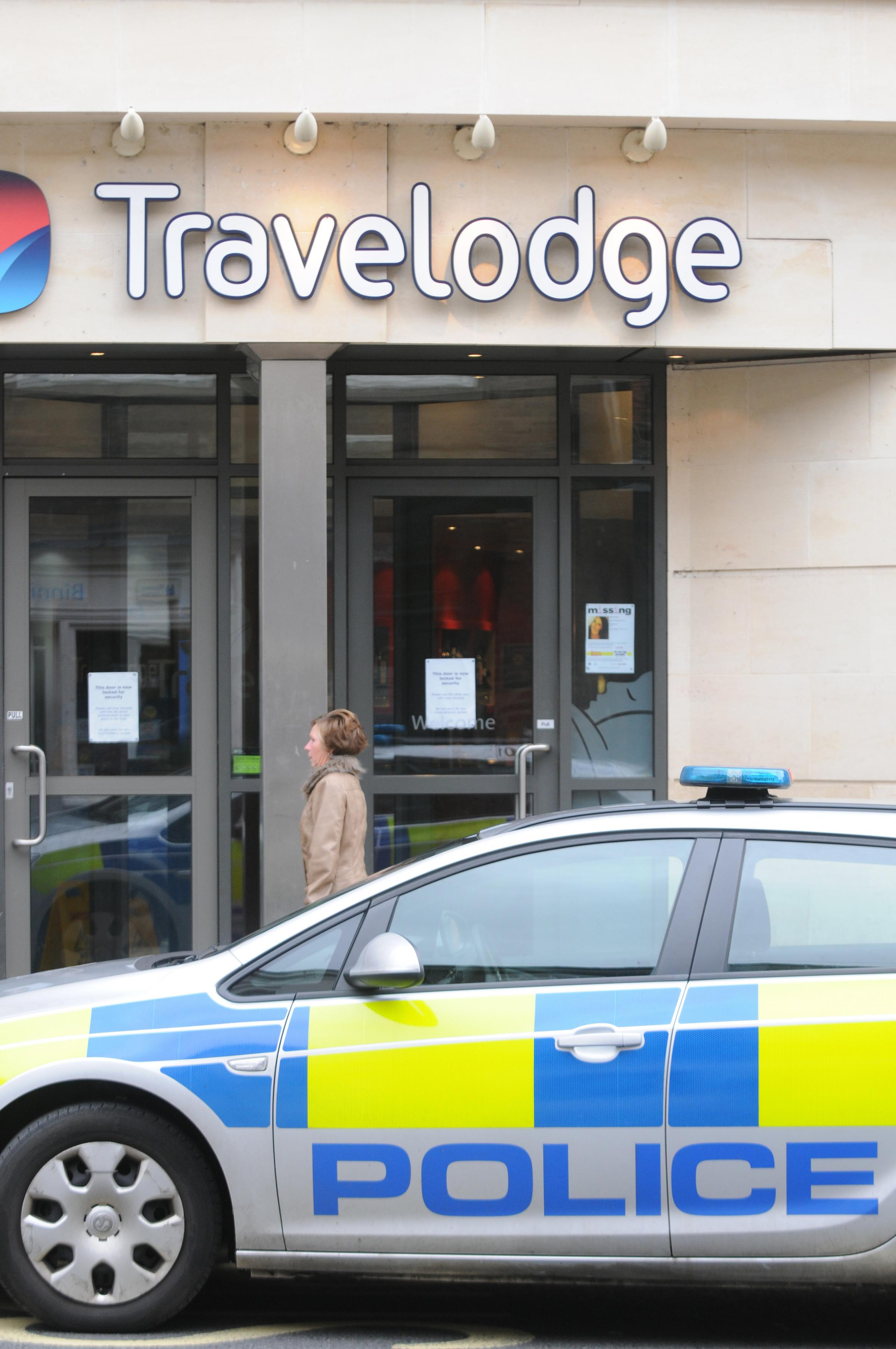 Police called to York hotel as trouble flares