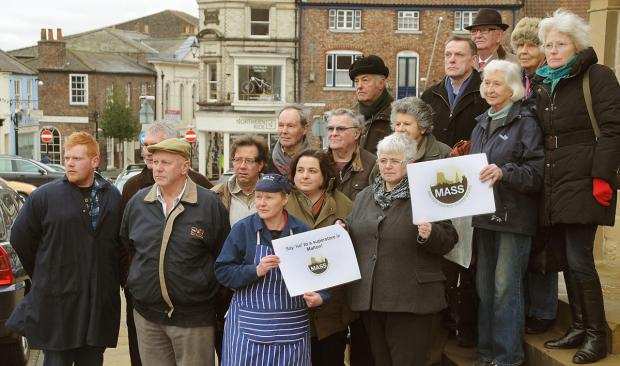 Traders in Malton launch a campaign against Ryedale District Council's plans to build on Wentworth Street car park