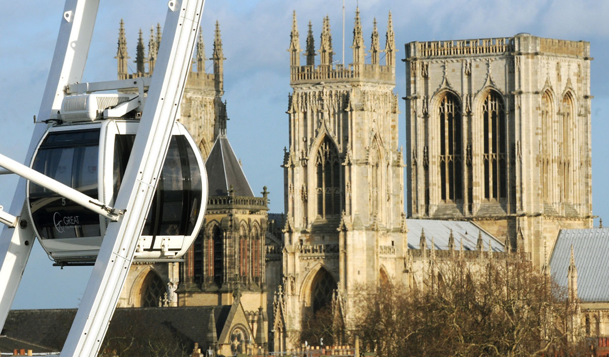 Top-level support for return of York's big wheel