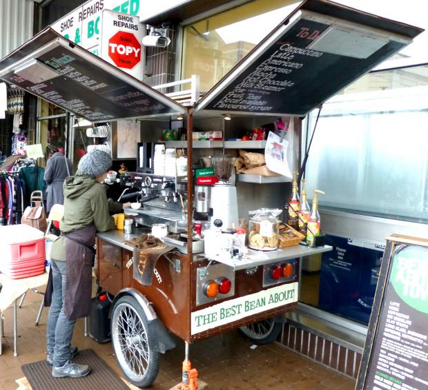 Kiosks idea for York's Newgate Market